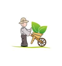 Gardener-380x400 vector image