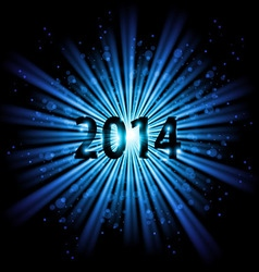 Star 2014 01 vector image