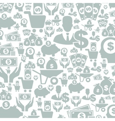 Dollar a background2 vector image