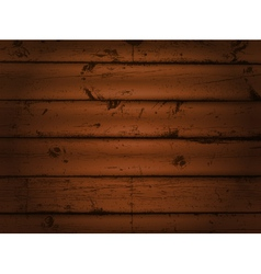 boards dark background vector image vector image