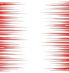 Manga comic book flash speed lines background vector
