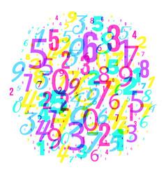 Mathematics background - group random different vector