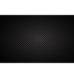Geometric squares background abstract black vector image vector image