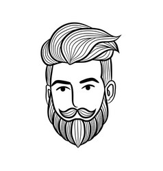 in addition Imagenes De Mandalas Faciles likewise Stock Illustration Black And White Sugar Skull as well Mandalas En Blanco Y Negro Para Pintar further Beard Vectors. on hipster santa
