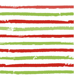 Christmas striped seamless pattern vector