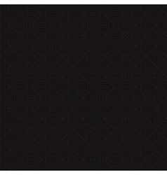 Black seamless texture vector image