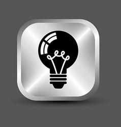 bulb design vector image