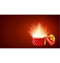 Valentine Day Gift vector image vector image