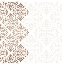 Arabic invitation card vector