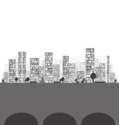 Building and City vector