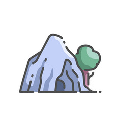 Cave vector