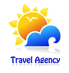 TravelConcept vector image