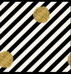 diagonal black lines on white background golden vector image