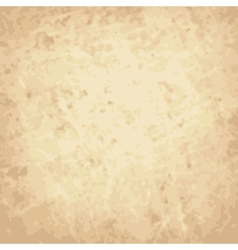 Vintage background crumpled scratch paper vector