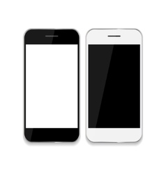 Abstract Design Mobile Phones vector