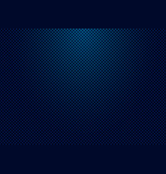 Abstract striped dark blue square pattern grid vector