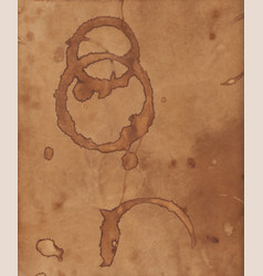 Vintage old paper texture vector
