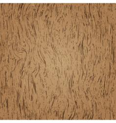 wood realistic vector image vector image