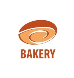 Logo for bakery vector