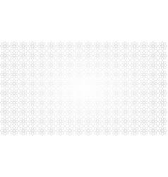 Star pattern design vector