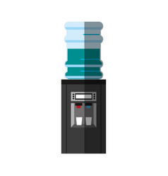 office water cooler icon image vector image vector image
