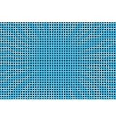 Blue pop art retro comic book halftone background vector