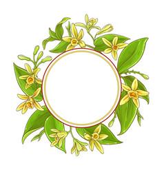 Vanilla frame vector