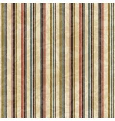 Vintage Lines Pattern Background vector image vector image