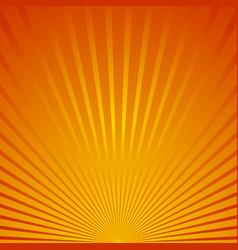 colorful starburst sunburst background radiating vector image