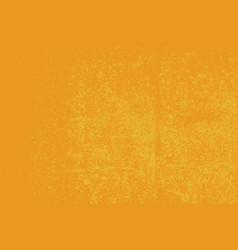 orange grunge background vector image