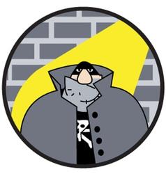 Crook vector image