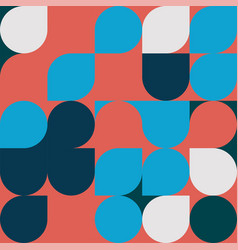 abstract trendy geometric background minimal vector image