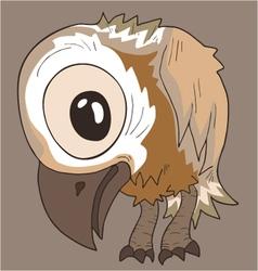 Art parrot vector image