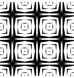 Design seamless square pattern vector