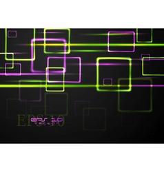 Elegant modern design vector image