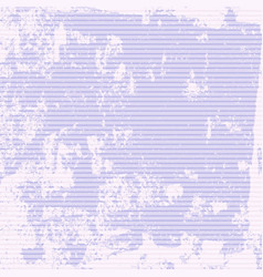 Purple stripped grunge background vector