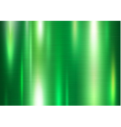 Green metal texture background vector