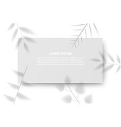 Elegant web banner template vector