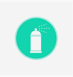 spray icon sign symbol vector image