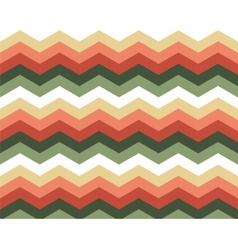 Triangle geometric colorful pattern vector