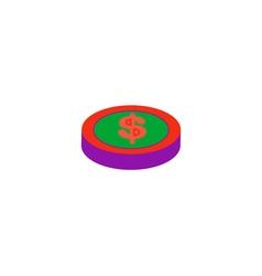 Bet Icon vector image
