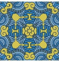 square decorative design element vector image vector image