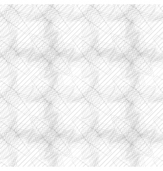 Seamless linear pattern with thin poly-lines vector