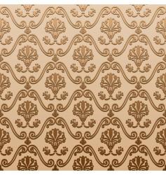 decorative vintage background vector image vector image