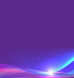 Abstract Wave Bacground vector image