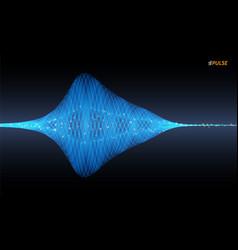 Pulsation signal vector