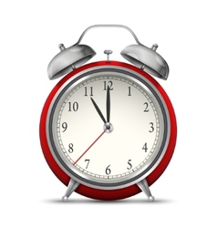 Alarm Clock Watch vector image