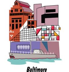 Baltimore vector