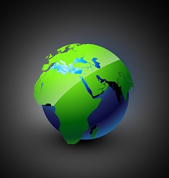 earth design vector image
