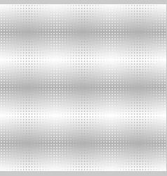 silver metallic diamond pattern seamless vector image